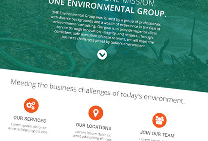 One Environmental Group